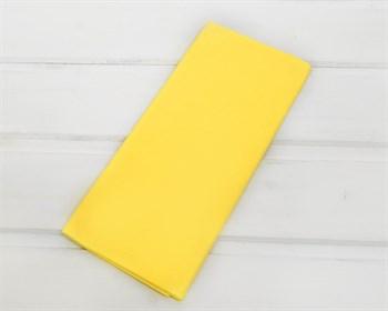 Бумага тишью, желтая, 50х66 см 10 шт. - фото 10202