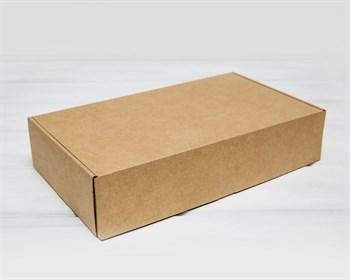Коробка для посылок 39х22х8,5 см, крафт - фото 10228