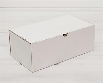 УЦЕНКА Коробка для посылок 27х14,5х10 см, белая - фото 10354