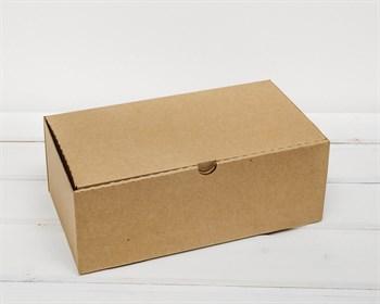 УЦЕНКА Коробка для посылок 27х14,5х10 см, крафт - фото 10590