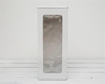 УЦЕНКА Коробка для кукол, с окошком, 35х14х14, белая - фото 10818