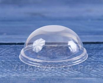 Крышка круглая, d=9.5 см, h=4 см, пластиковая - фото 4921