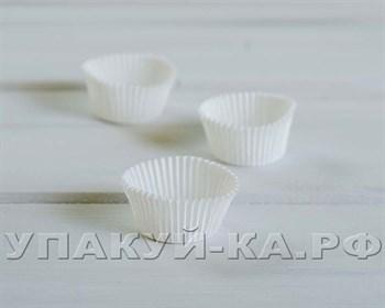 Форма бумажная для выпечки/конфет, круглая, d35, h20, 25 шт/упак - фото 5008