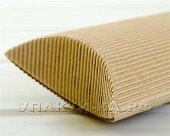 Коробка-конверт, 22х11х5 см, крафт - фото 5118