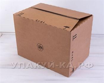 Коробка картонная 40х26х28,5 см, для переезда и упаковки - фото 5231
