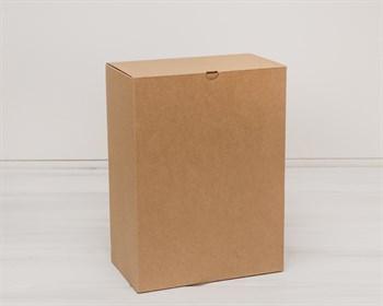 Коробка для посылок, 29х22х12,5 см, из плотного картона, крафт - фото 5472