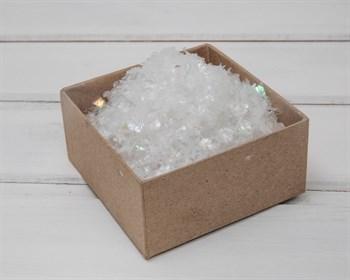 Снег декоративный, 100 грамм - фото 5556