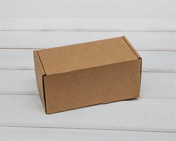 Коробка для посылок 16х8х8 см, крафт - фото 5641