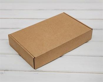 Коробка для посылок 27х17х5 см, крафт - фото 5650