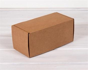 Коробка для посылок 26х12,5х12 см, крафт - фото 5699