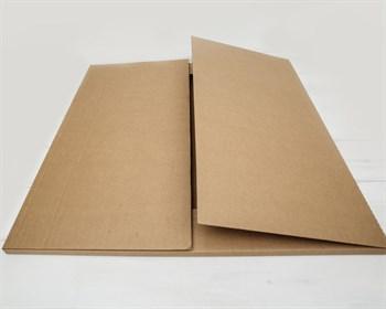 Коробка для картины, 70х70х2 см, крафт - фото 6345