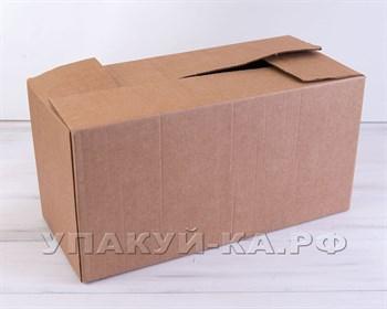 Коробка картонная 41х29,5х15 см, для переезда и упаковки - фото 6394