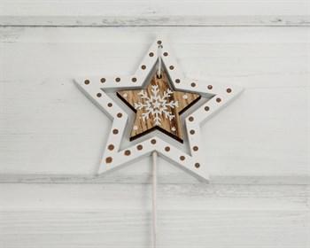 "Топпер ""Новогодняя звезда"" - фото 6549"