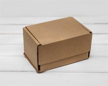Коробка почтовая, тип Ж, 16,5х12х10 см, крафт - фото 6636