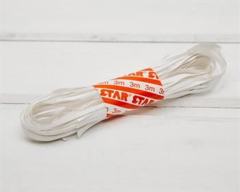 Рафия искусственная, белая, 3 м - фото 6687