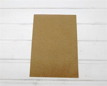 Крафт бумага А4, плотность 78г/м2, 1 лист - фото 6961