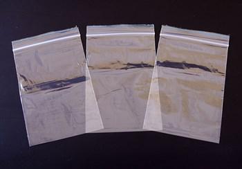 Пакет zip-lock 35х45, прозрачный - фото 6977