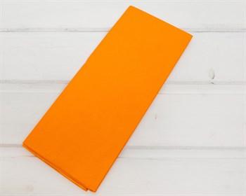 Бумага тишью, морковная, 50х66 см 10 шт. - фото 7243