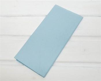 Бумага тишью, светло-голубая, 50х66 см 10 шт. - фото 7252