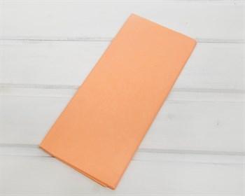 Бумага тишью, персиковая, 50х66 см 10 шт. - фото 7253