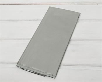 Бумага тишью, серебряная, 50х66 см 10 шт. - фото 7258