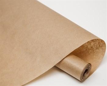 Бумага упаковочная, 40 гр/м2, 72см х 10м, 1 рулон - фото 7371