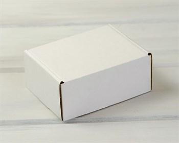 Коробка для посылок 12,5х10х5,5 см, белая - фото 7393