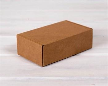 Коробка для посылок 17х10,5х5,5 см, крафт - фото 7399