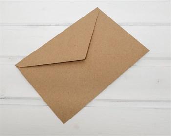Конверт бумажный С5, 162х229мм, крафт (декстрин) - фото 7462