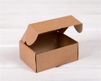 Коробка для посылок 12,5х10х5,5 см, крафт - фото 7546