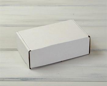 Коробка для посылок 17х10,5х5,5 см, белая - фото 7549