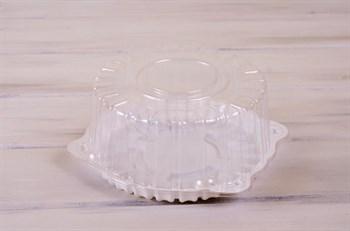 Коробка для торта пластиковая, 4,2 л., d=20, h=10 - фото 7595