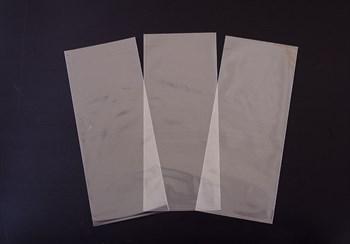 Пакет 10х25 см, прозрачный - фото 7655