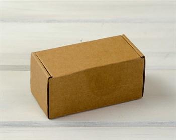 УЦЕНКА Коробка для посылок 12х6х6 см, крафт - фото 7679