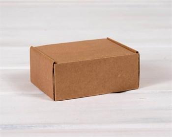 УЦЕНКА Коробка для посылок 12,5х10х5,5 см, крафт - фото 7680