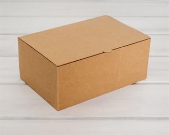 УЦЕНКА Коробка для посылок, 24х16х10 см, из плотного картона, крафт - фото 7787
