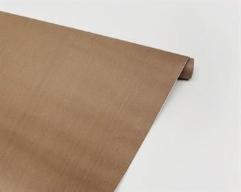 Бумага упаковочная, шоколадная, 68см х 7,3 м, 1 рулон - фото 8113