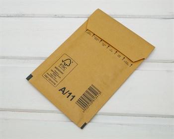 Пакет с воздушной подушкой  A/11, 90х160мм, крафт - фото 8183
