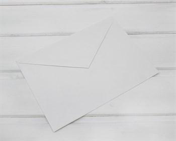 Конверт бумажный С5, 162х229мм, белый (декстрин) - фото 8218