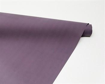 Пленка матовая, 50см х 10м, фиолетовая, 1 рулон - фото 8237