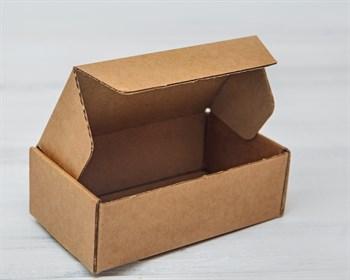 УЦЕНКА Коробка для посылок 12,5х7,5х4 см, крафт - фото 8285