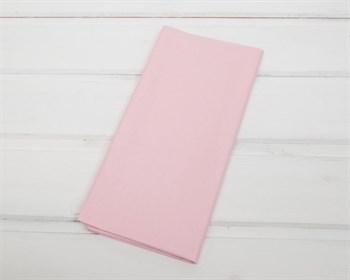 Бумага тишью, светло-розовая, 50х66 см  10 шт. - фото 8301