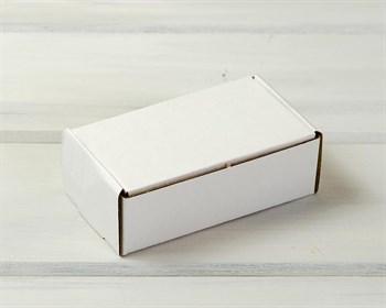 УЦЕНКА Коробка для посылок 12,5х7,5х4 см, белая - фото 8557