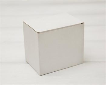 Коробка для посылок 12,5х9х11 см, белая - фото 8655
