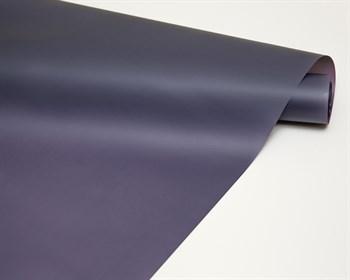 Пленка матовая, 59см х 10м, сиренево-синяя, 1 рулон - фото 8762