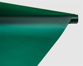 Пленка матовая, 59см х 10м, темно-изумрудная, 1 рулон - фото 8767