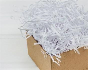 Наполнитель бумажный №044  Белый, 100 грамм - фото 8797