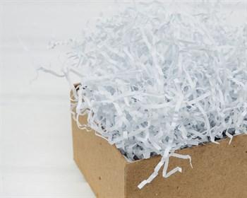 Наполнитель бумажный №045 Белый айсберг, 1 кг - фото 8798