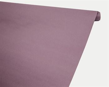 Бумага упаковочная, 70гр/м2, сиреневая, 70см х 10м, двусторонняя, 1 рулон - фото 8873