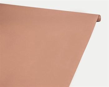 Бумага упаковочная, 40гр/м2, бежевая, 70см х 10м, 1 рулон - фото 8882
